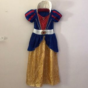 🎃DISNEYS SNOW WHITE GIRLS COSTUME